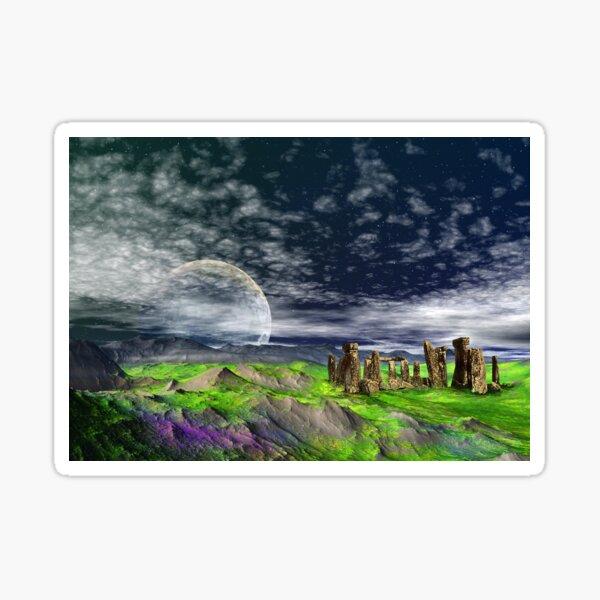 Stone Travellers Sticker