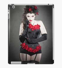 Red Orchids iPad Case/Skin
