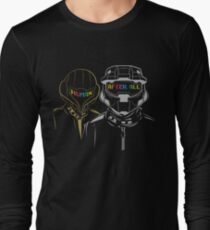 Daft Chief Long Sleeve T-Shirt