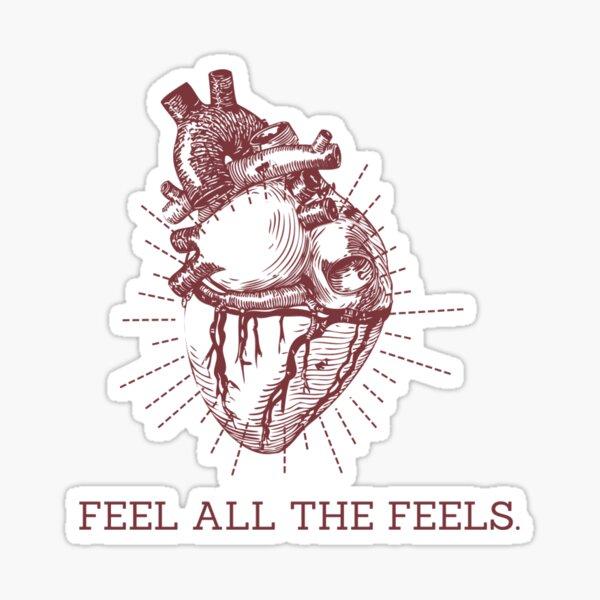 Feelings Sticker