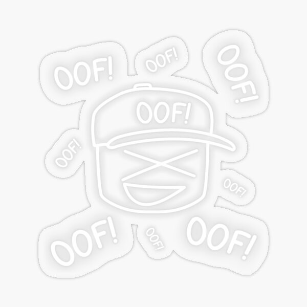 Urban 420 Robux Roblox Hat Stickers Redbubble