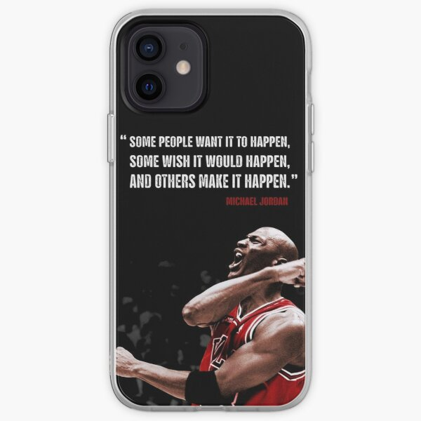 quote poster iPhone Soft Case