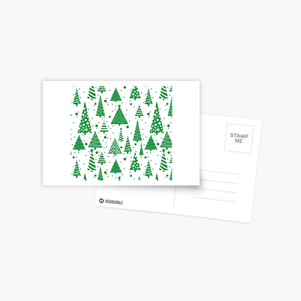 O Christmas Tree  Postcard