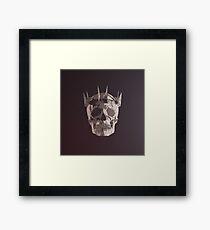House Stark Framed Print