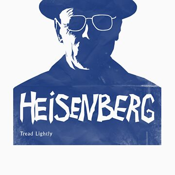 Heisenberg retro by Zombieflask