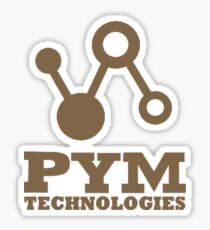 Pym Technologies - Gold Sticker