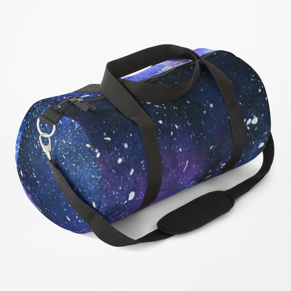 Galaxy Sagittarius Star Sign Duffle Bag