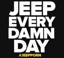 Jeep Every Damn Day | Unisex T-Shirt