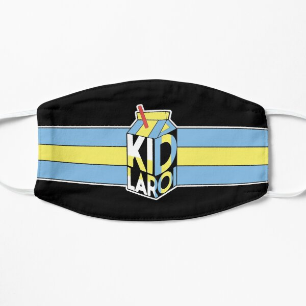 Kid Laroi hip hop Flat Mask