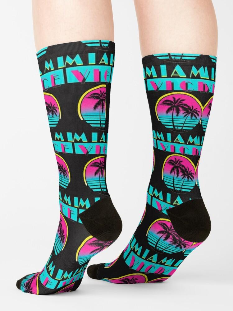Alternate view of Miami Vice Socks