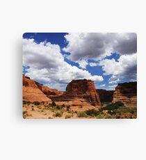 Canyon de Chelley Canvas Print