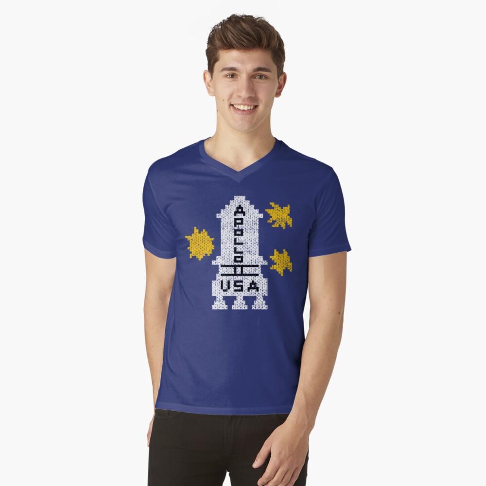 DANNY'S SWEATER V-Neck T-Shirt