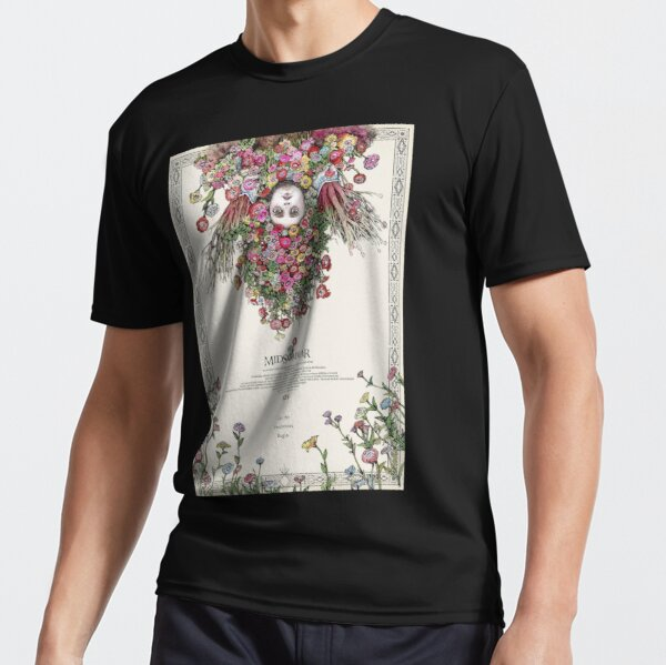Midsommar Japanese Film Poster Active T-Shirt