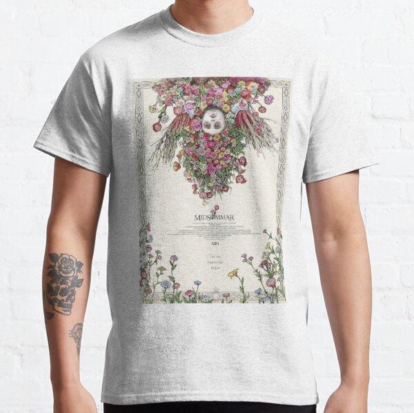 Affiche de film japonais Midsommar T-shirt classique