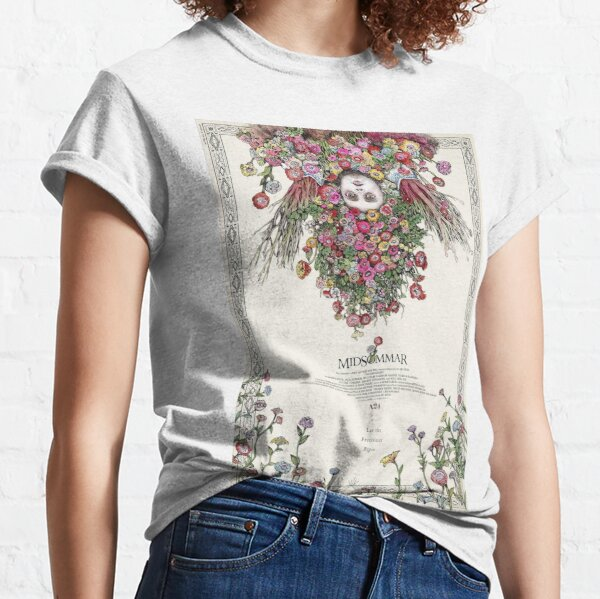 Midsommar Japanese Film Poster Classic T-Shirt