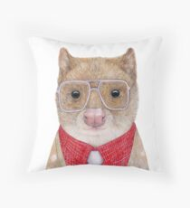 Spotted Quoll Throw Pillow