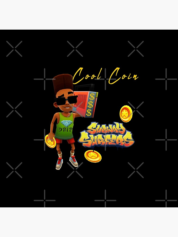 Subway Surfers Cool Coin by AdonisDrip