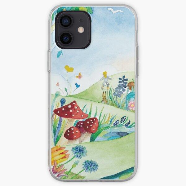 "Ankunft im Land der grünen Hoffnung – aus ""Der grüne Elf"" iPhone Flexible Hülle"