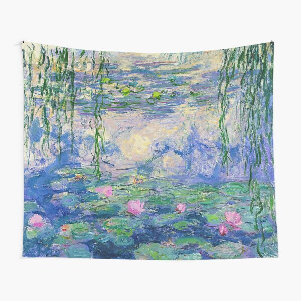 Water Lilies - Claude Monet Tapestry