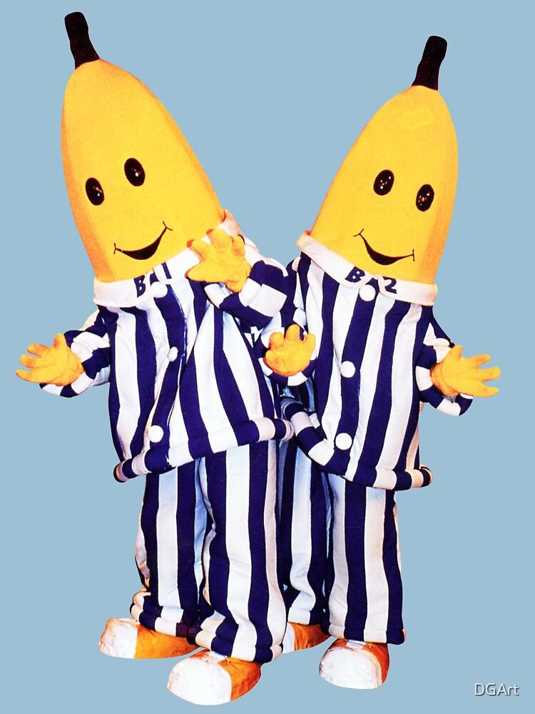 Bananas in Pajamas - B1 and B2 | Unisex T-Shirt