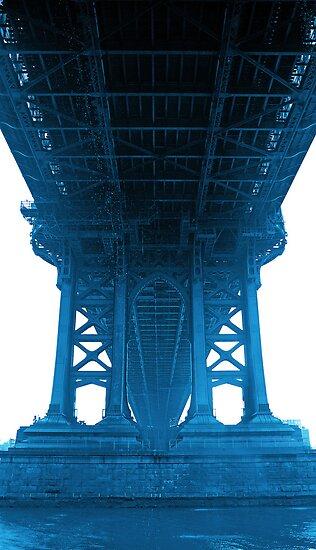 Under Manhattan Bridge by Mark Walker