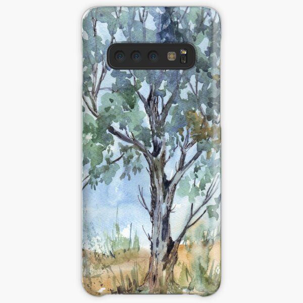This Bluegum - I think she's wonderful Samsung Galaxy Snap Case