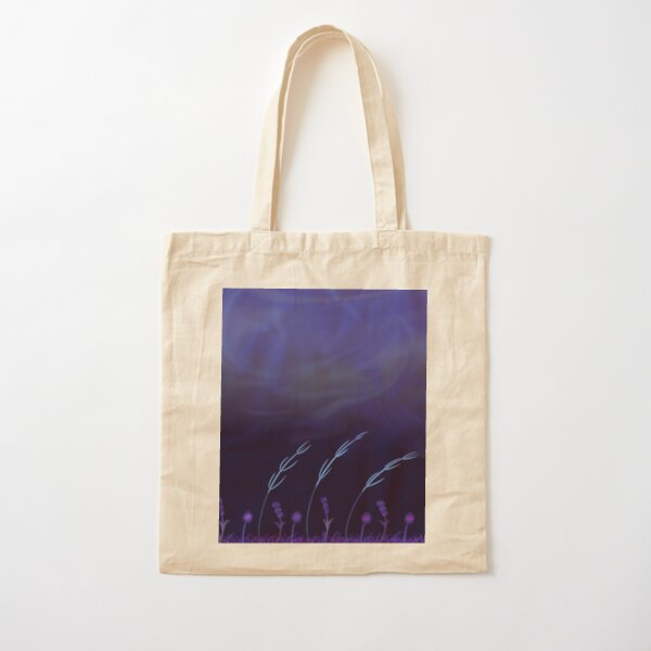As the weird wind blows... Cotton Tote Bag