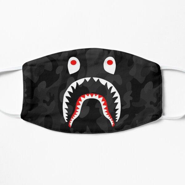 bape camo shark camouflage Mask