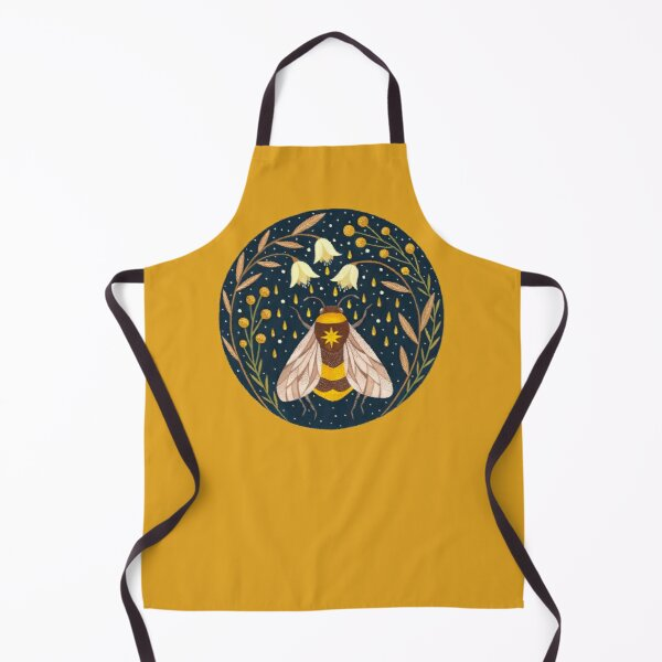 Harvester of gold Apron