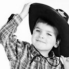 I Wanna Be a Cowboy by Tracy Friesen