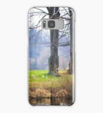 ANOTHER DAY AT THE POND Samsung Galaxy Case/Skin