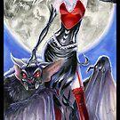 Monster Mistress Vampire by bliz