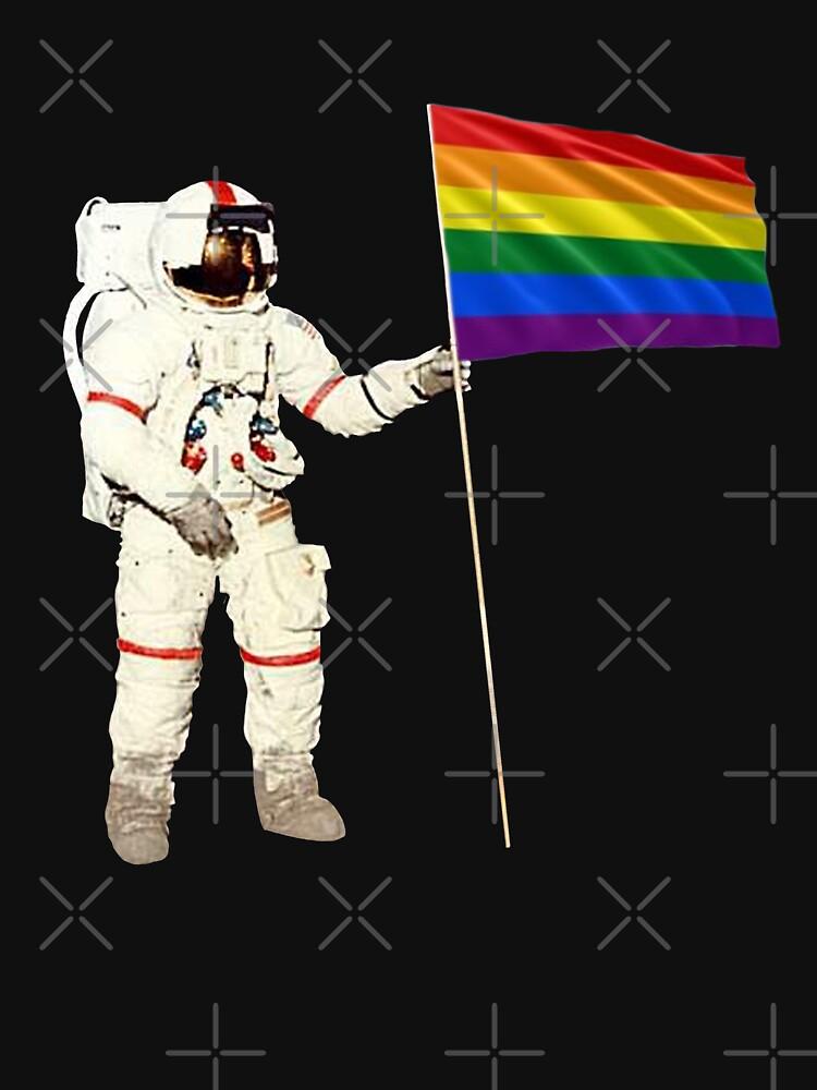 Moon Landing Pride by elliemar