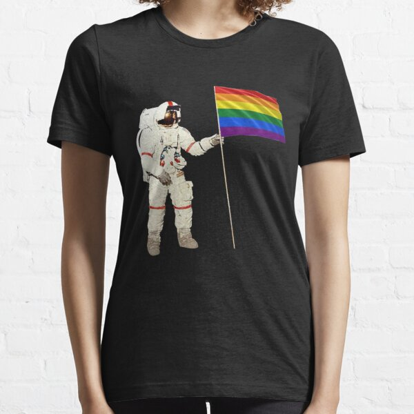 Moon Landing Pride Essential T-Shirt