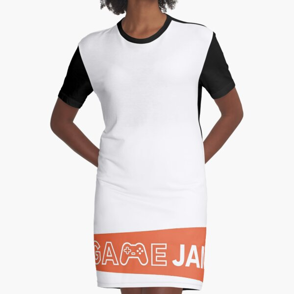 rayman 2 Graphic T-Shirt Dress