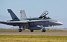 FA/18 Hornet by diggle