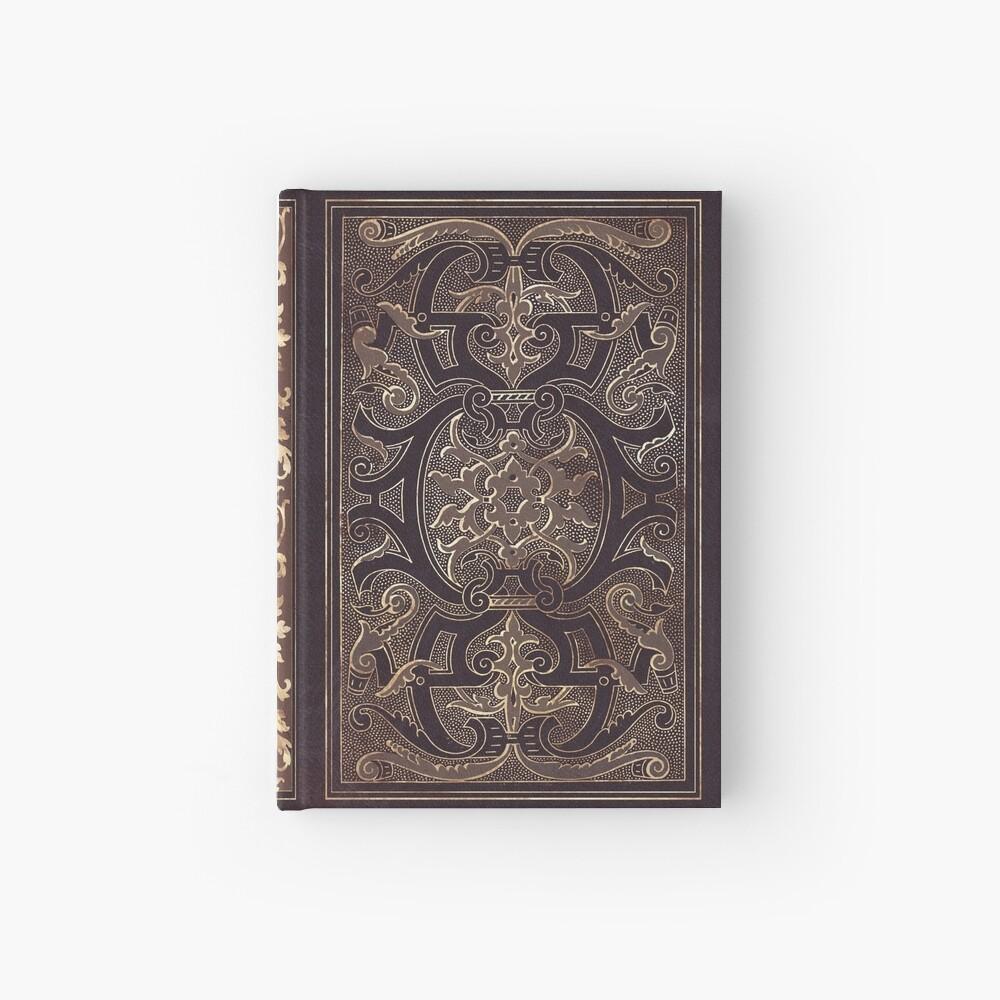 Magic fantasy book Hardcover Journal