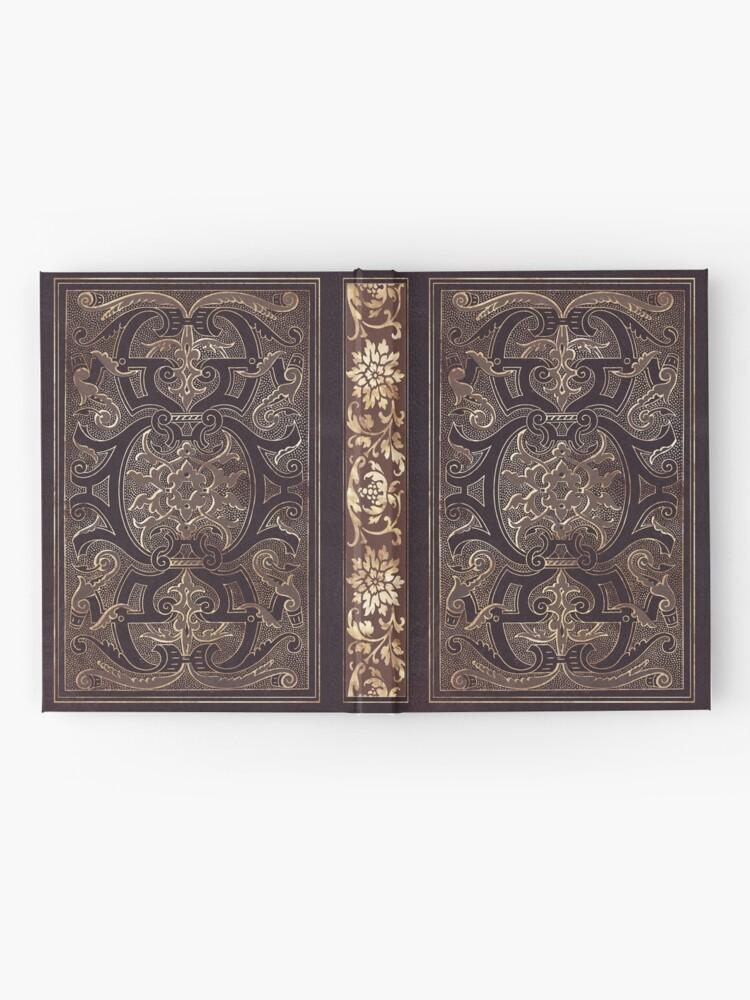 Alternate view of Magic fantasy book Hardcover Journal