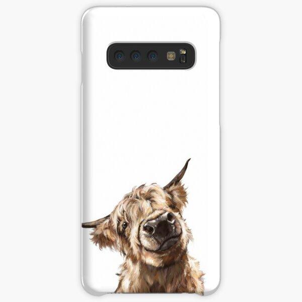 Highland Cow Samsung Galaxy Snap Case