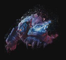 The thunders roar, Volibear | Unisex T-Shirt