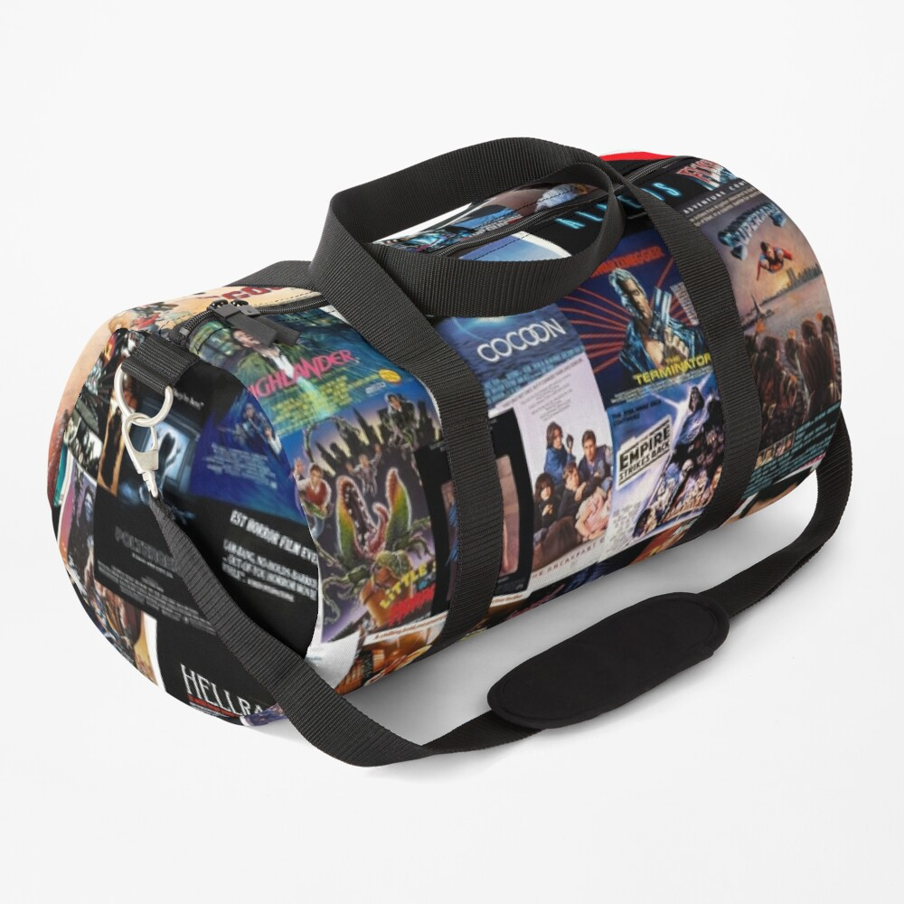 1980s Movie Posters Duffle Bag
