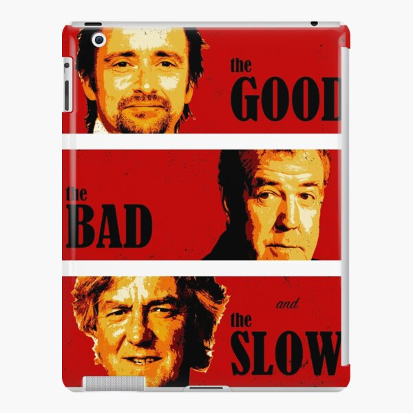 The Good, The Bad and The Slow  iPad Snap Case