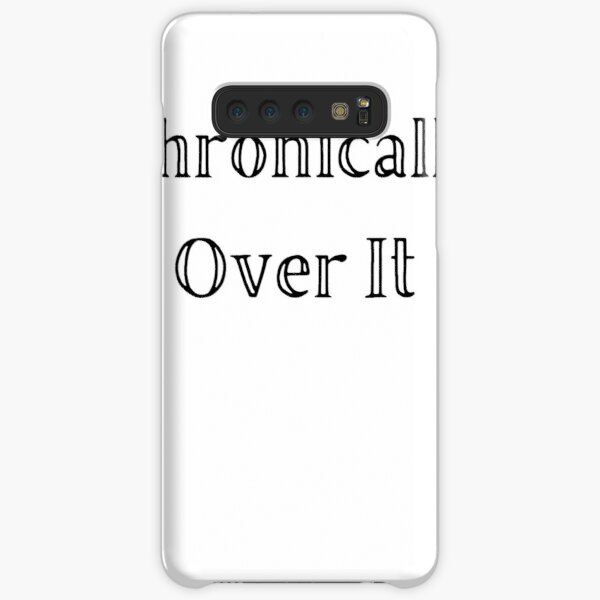 1 of chronically series Samsung Galaxy Snap Case