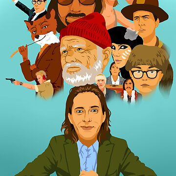 The World of Wes Anderson by laurendraghetti