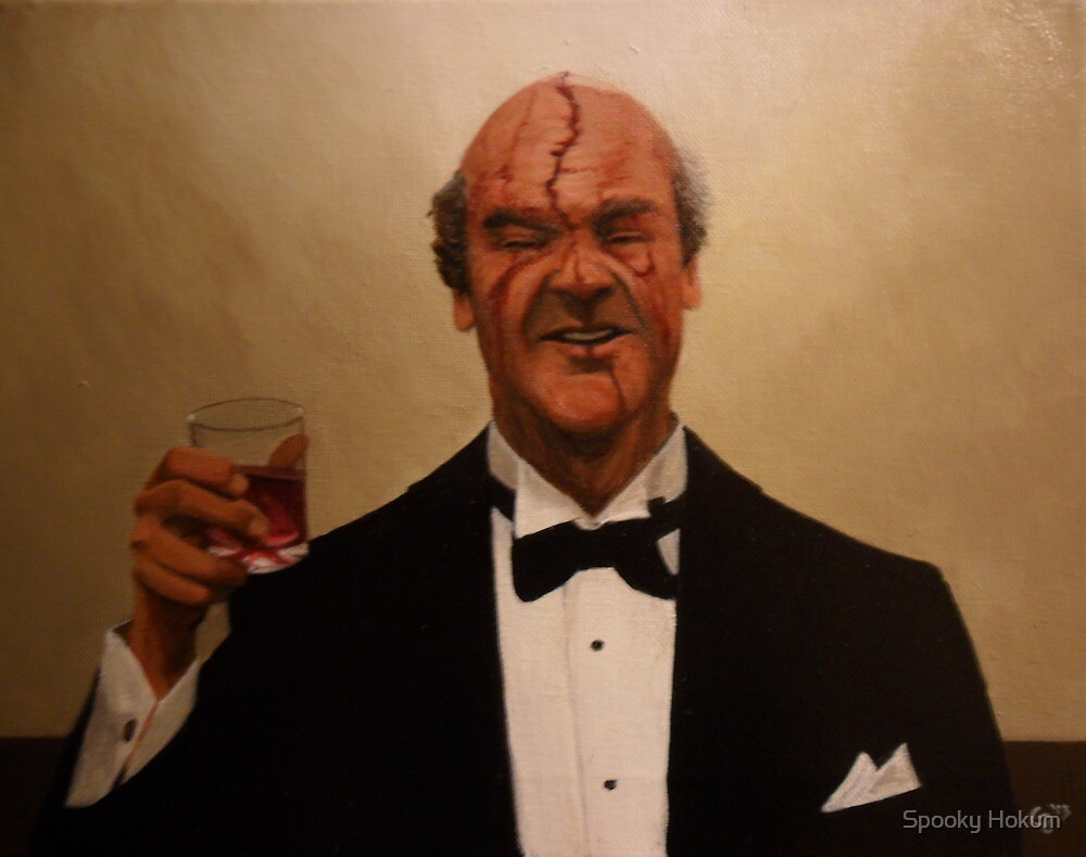 """""""Great Party, Isn't It?"""" (The Shining) by Conrad Stryker"""