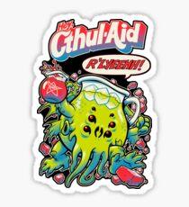 CTHUL-AID Sticker