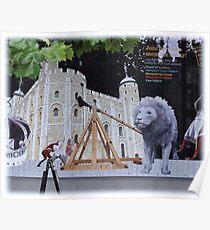 Torre    Blanca de Londres.       Toda una experiencia........ Poster