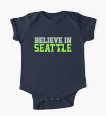 "VICTRS ""Believe In Seattle"" One Piece - Short Sleeve"