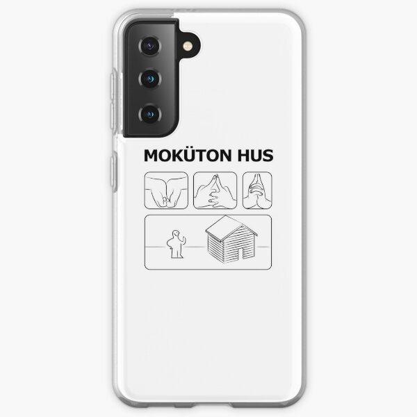 Mokuton Hus Coque souple Samsung Galaxy