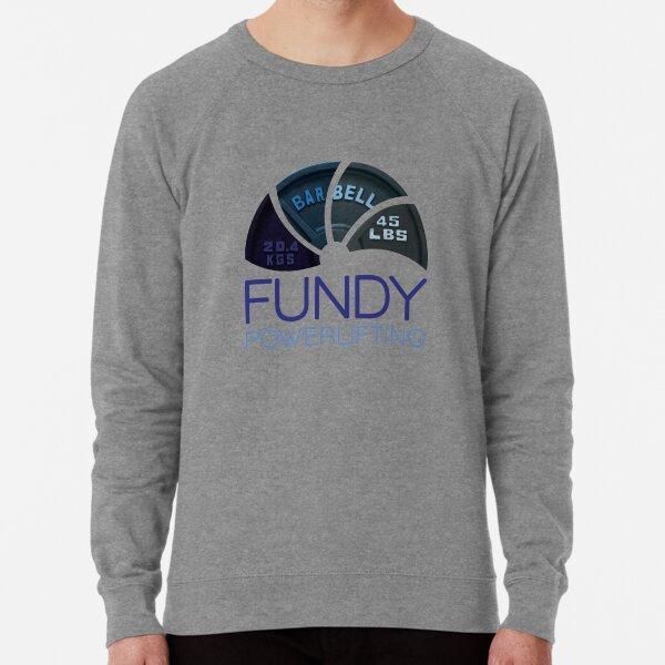 Fundy Powerlifting Lightweight Sweatshirt